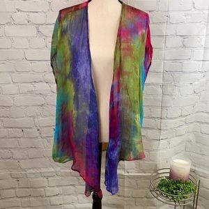 Bathing suit Tye Dye Coverup